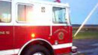 MARION FIRE COMPANY ENGINE MARAUDER II #11
