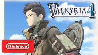 Valkyria Chronicles 4 - Launch Trailer - Nintendo Switch