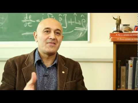 Jim Al-Khalili on atheists and a sense of community