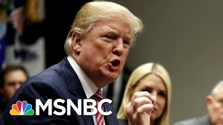 President Trump Is Reportedly So Mad At Sessions He Won't Even Say His Name | The 11th Hour | MSNBC thumbnail