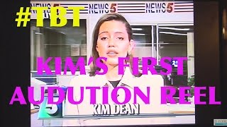 #TBT Kim's Audition Reel from COLLEGE! | The Holderness Family