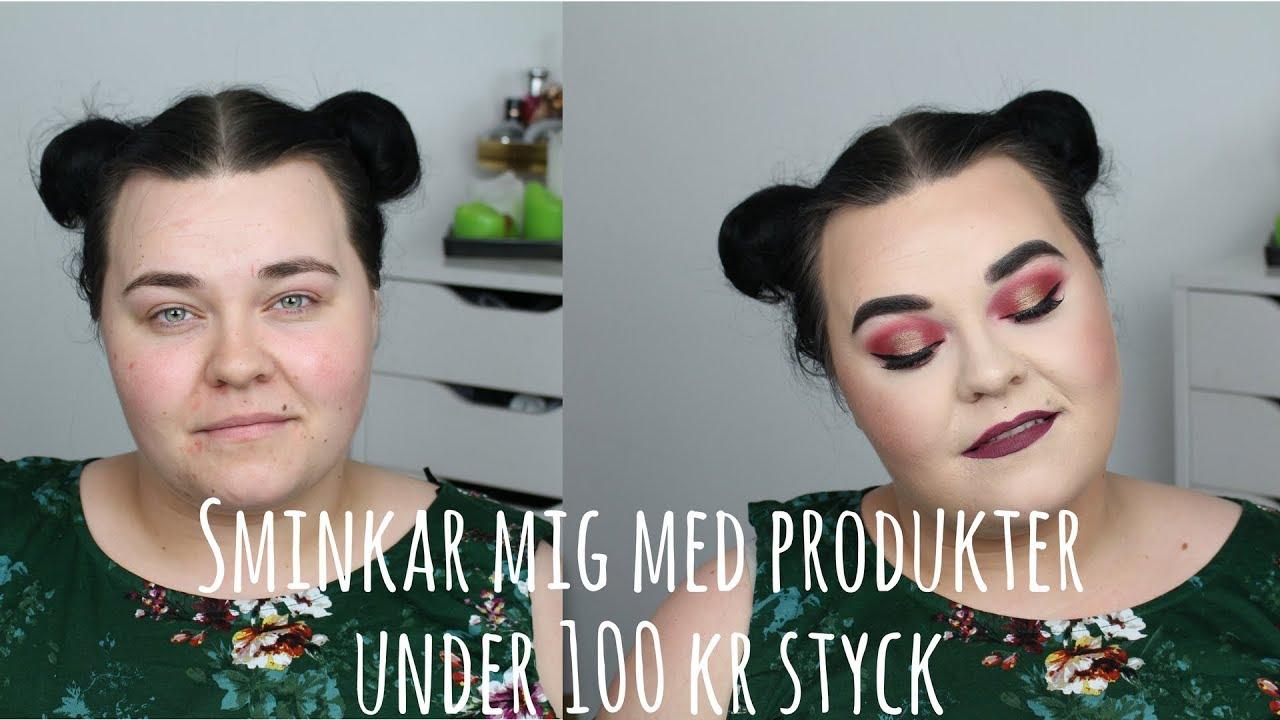 smink under 100 kr
