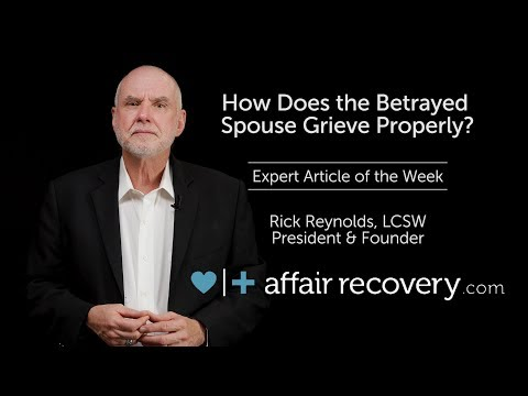 January 2018 Favorite Expert Q&A - How Can I Help My Betrayed Spouse With Comparison Thoughts? from YouTube · Duration:  2 minutes 54 seconds