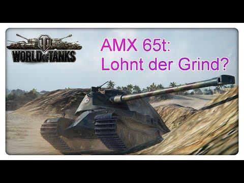 AMX 65t: Lohnt der Grind?