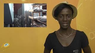 Het 10 Minuten Jeugd Journaal uitzending 16 januari 2018 (Suriname / South-America)