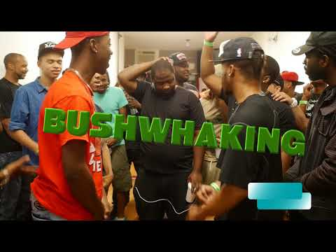 WGH FUNNIEST BATTLE EVER - THE BUSHWHACKERS (THE WORST BATTLERS EVER)