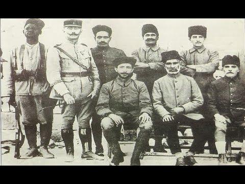 The Final Destruction Of The Ottoman Empire