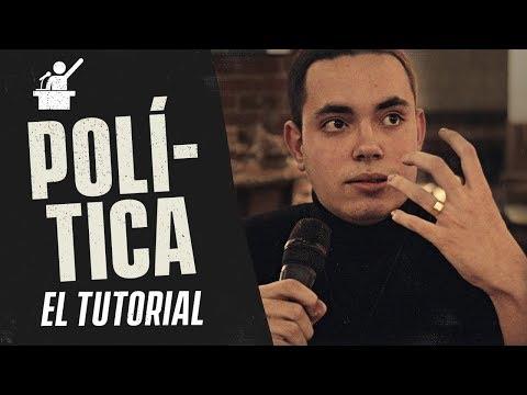 """TUTORIAL"" DE POLÍTICA"