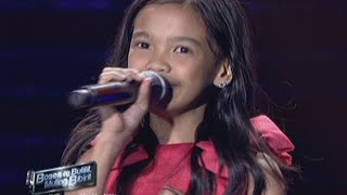 "Zephanie Dimaranan sings ""Pangako Sa"
