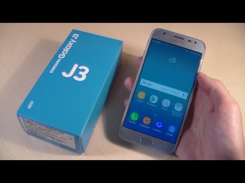 Обзор Samsung Galaxy J3 2017 (J330)