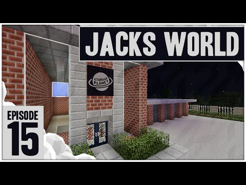 "Jack's World - ""Storage Planet!"" (EP15)"