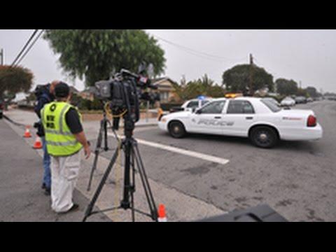 Garden Grove Nổ súng gần trường học, một người bị bắt