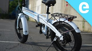 First ride: Lectric XP $899 fat tire electric bike