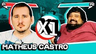 Vídeo - X1 | Matheus Castro