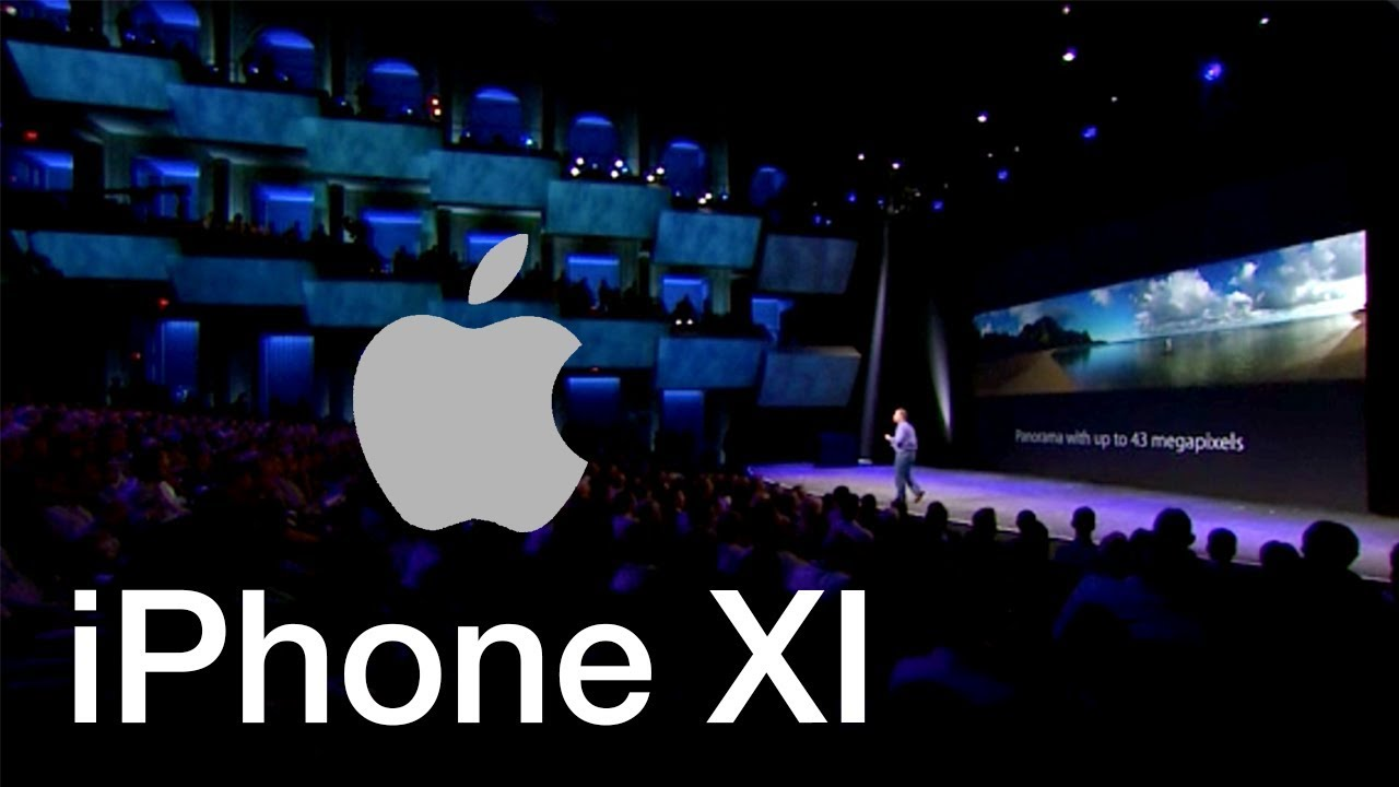 Apple iPhone XI - Coming soon - Apple (iPhone 11) - 2018 Projector Mode  Concept Trailer