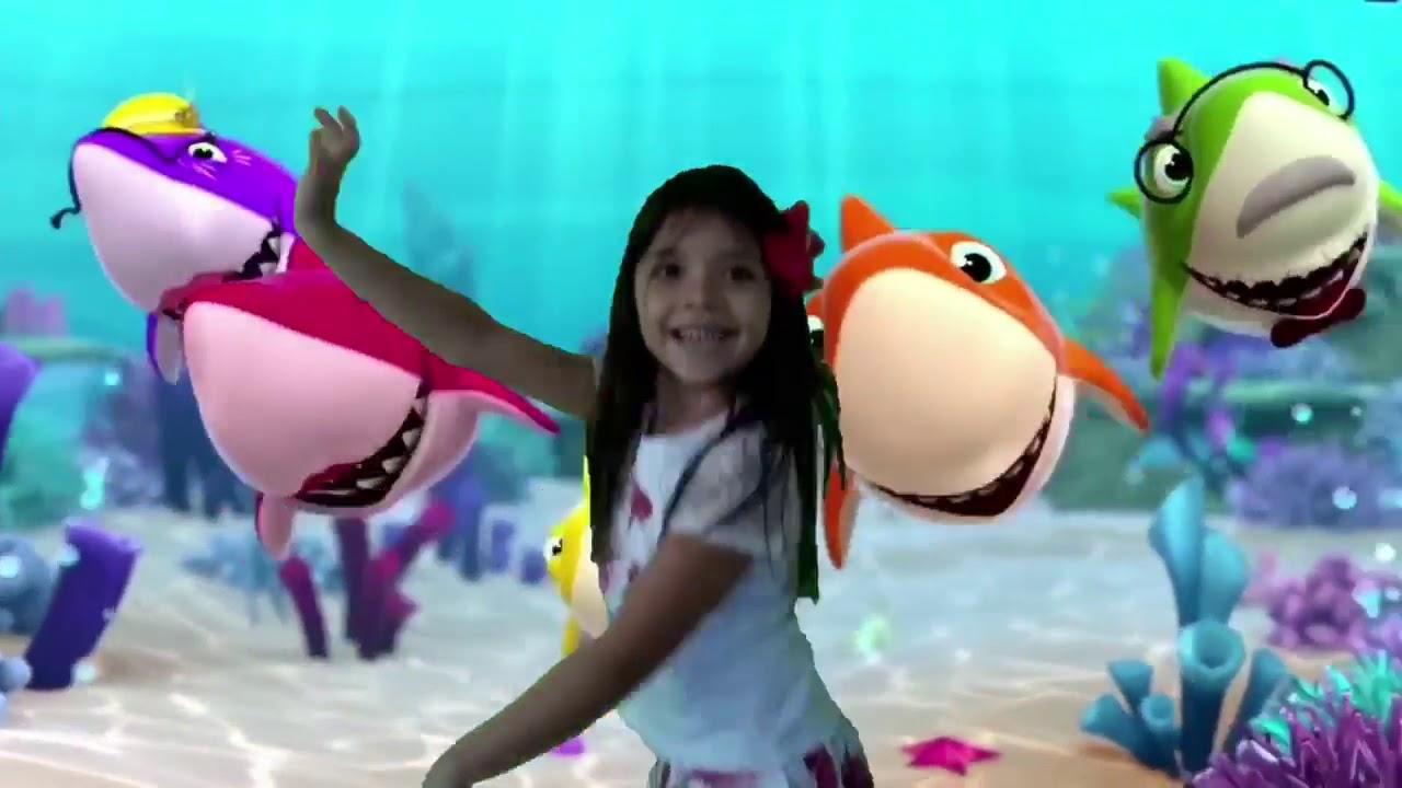 Baby Shark Dance CoCoMeLoN Sing and Dance! Animal Songs ...