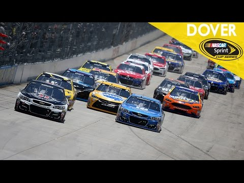 NASCAR Sprint Cup Series - Full Race - AAA Drive for Autism 400