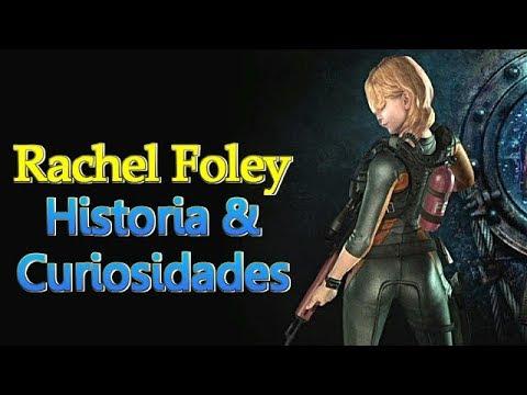 Rachel Foley Historia & Curiosidades