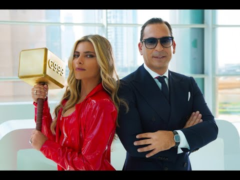 G999: Sophia Thomalla, Josip Heit and the GSB Gold Standard Banking