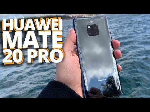 Huawei Mate 20 pro inceleme (EN BABASI)