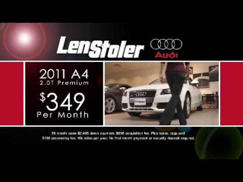 Len Stoler Porsche Audi LS Final YouTube - Len stoler audi