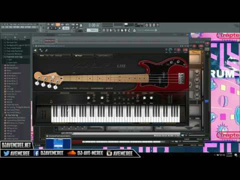 free download Friday: Ample Bass P Lite II (ABPL) bass guitar VST