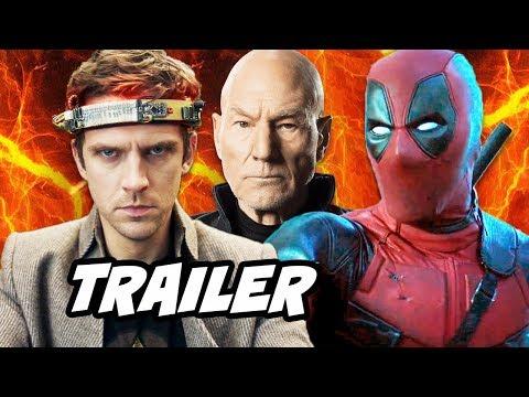 Marvel Legion Season 2 Teaser Trailer - Deadpool 2 and Superbowl Trailers 2018
