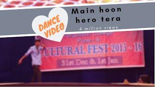 Lyrical Hiphop || Main Hoon Hero Tera || Wajah Tum Ho || Pune