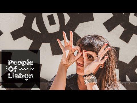 Art Is For The Brave - Vanessa Teodoro - Lisbon Artist