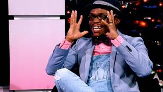 Thomas Mlambo interviews Somizi Mhlongo
