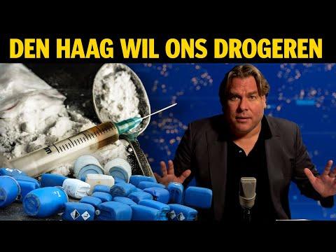 DEN HAAG WIL ONS DROGEREN - DE JENSEN SHOW #90