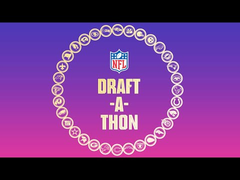 2020 NFL Draft-A-Thon LIVE! Day 2