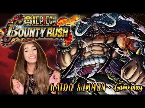 one-piece-bounty-rush-kaido-banner-summon-+-gameplay!
