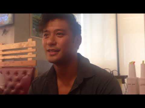 Rocco Nacino on his nomination for PMPC Best Single Performance by an Actor award