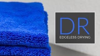 Microfiber E2: Small Edgeless Drying Towel