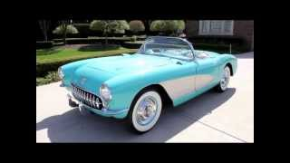 1956 Chevrolet Corvette Classic Muscle Car for Sale in MI Vanguard Motor Sales