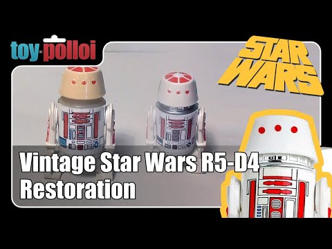 Fix it guide - Vintage Star Wars R5-D4