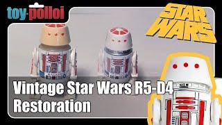 Fix it guide - Vintage Star Wars R5-D4 - Toy Polloi