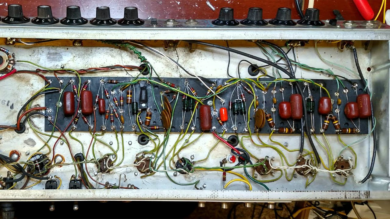 Twin Reverb Wiring