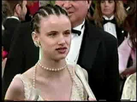 Juliette Lewis Academy Awards 1992