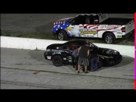 New Smyrna Speedway Bomber 50 6-25-16