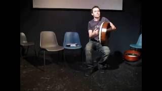 Cormac Byrne Bodhrán Solo, Craiceann 2011