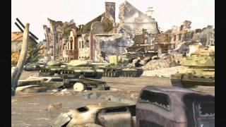"""World of Tanks. Постановочный фильм """"Засада"""""""