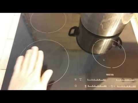 Индуктивная электроплита на кухню.