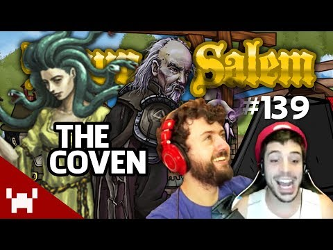 THE COVEN MODE | Town of Salem w/ Ze & Chilled Ep. 139