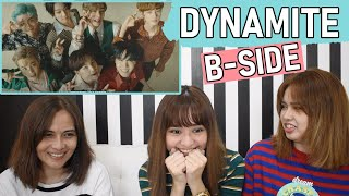 BTS (방탄소년단) 'Dynamite' Official MV (B-side) | REACTION - Family