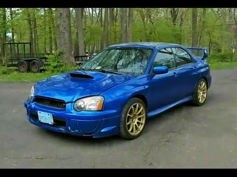 Sti Stage Rally Build Episode 1 2004 Subaru Impreza Wrx