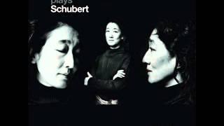 Mitsuko Uchida plays Schubert - [D845] - I. Moderato