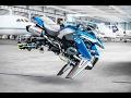 BMW-LEGO Hover Concept   La moto voladora de BMW