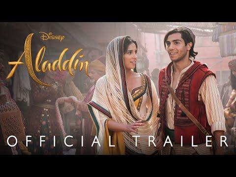 Aladdin - Trailer (NL Ondertiteld) - Disney NL